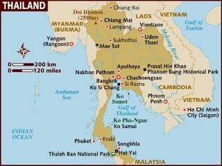 diario de viaje a Tailandia