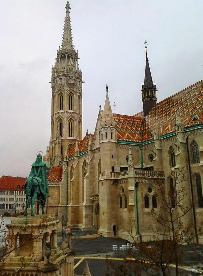 Iglesia de Matías Budapest