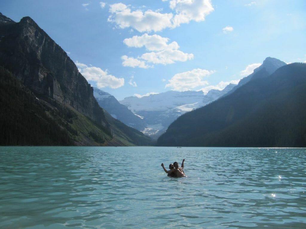 Louise lake - qué ver en Banff