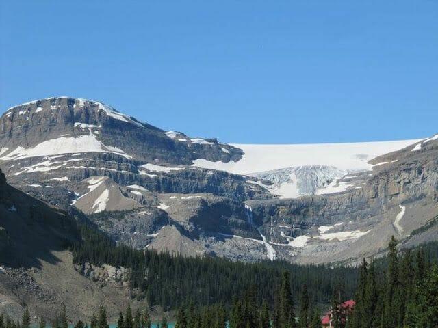 Glaciar Bow