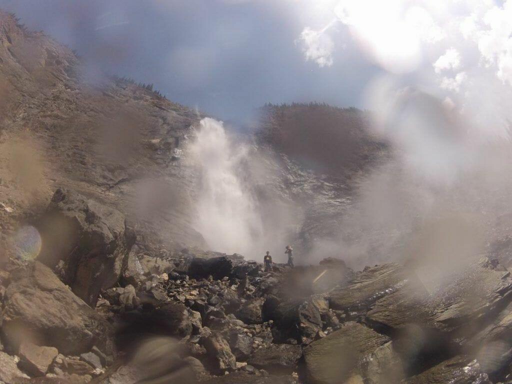 cataratas Takakkaw - que ver en Yoho National Park