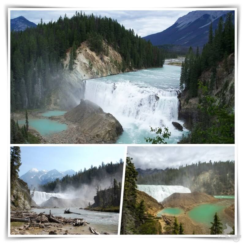 cataratas Wapta falls