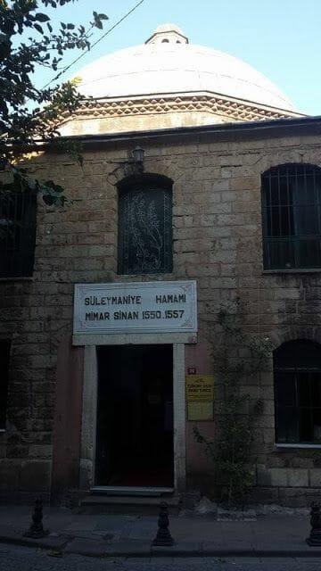 Hamam de Suleymaniye