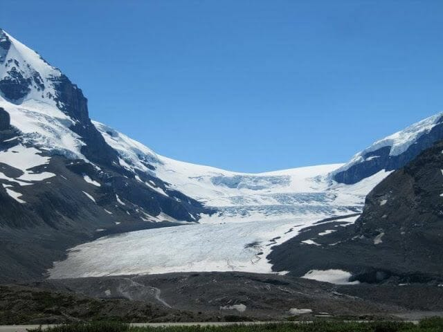 Icefield park.