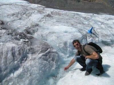 Glaciar Athabasca