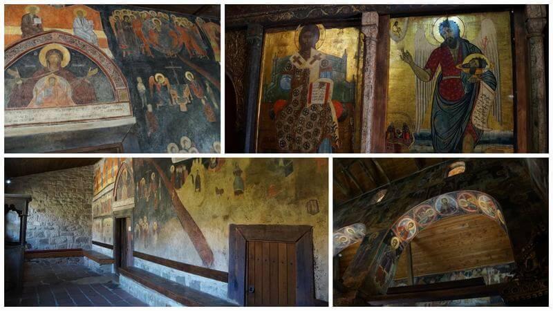 pinturas Iglesias de Nesebar