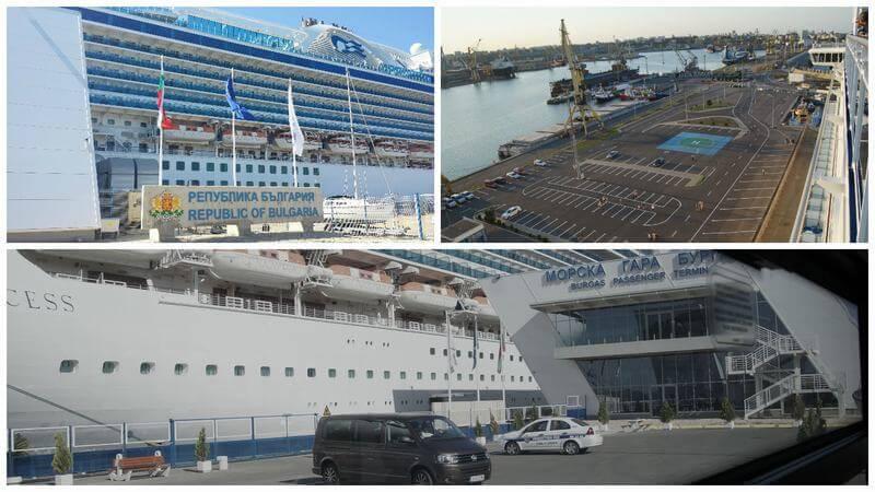 puerto de Nesebar