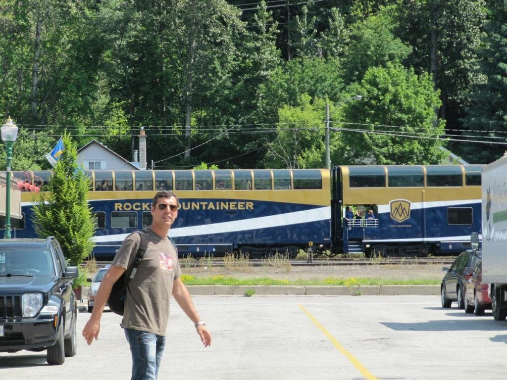 tren rocky mountaineer