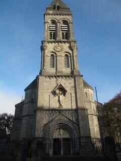 fachada Catedral de la Inmaculada Concepción de Sligo