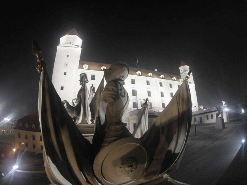 Bratislava castillo