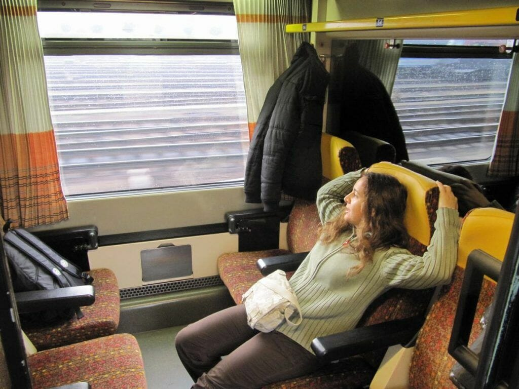tren en eslovaquia
