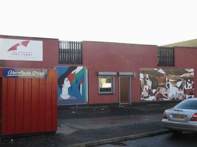 museo del Free Derry.