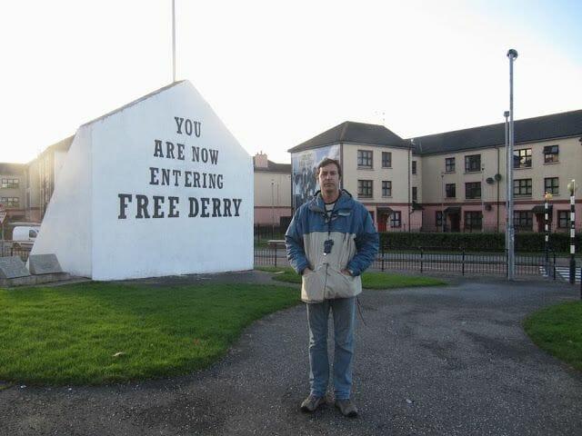 qué ver en Derry Londonderry