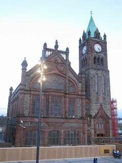 Ayuntamiento - qué visitar en Derry