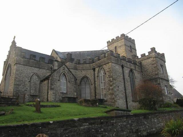 Catedral de Santa María la Virgen y San Juan Bautista de Sligo