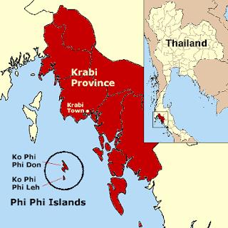 archipielago islas phi phi