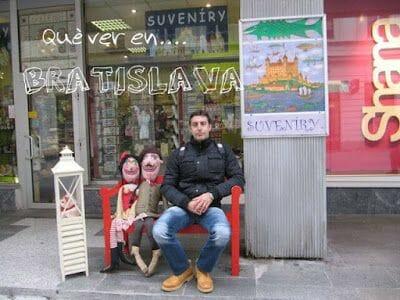 Visita de Bratislava camino a Viena