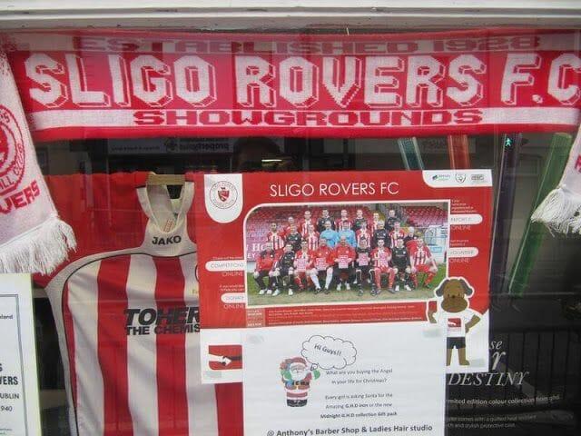 sligo rovers F.C