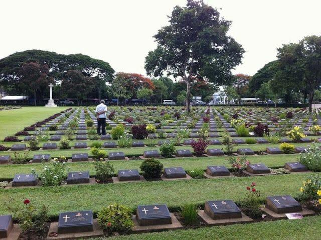 cementerio de guerra