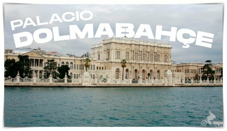 palacio dolmabahçe estambul