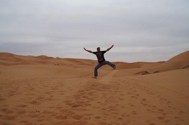 Día 6 y 7  Camino de vuelta desde Merzouga a Marrakech