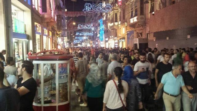 calle Istiklal