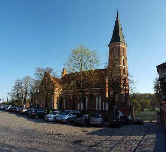 Iglesia de la Asunción de la Sagrada Virgen María