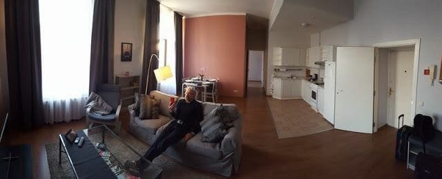 alojamiento en Riga