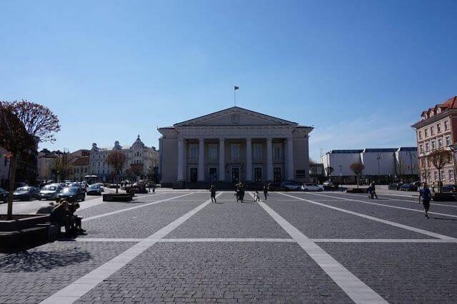 ayuntamiento de Vilna - que ver en Vilna