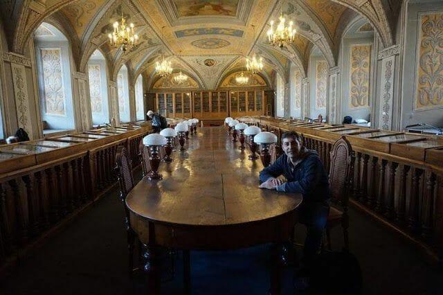Biblioteca de la Universidad de Vilna