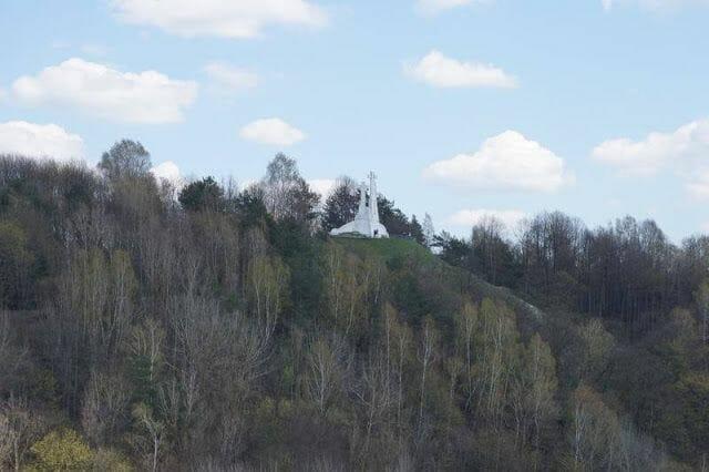 Colina de las 3 cruces - Qué ver en Vilna en un día