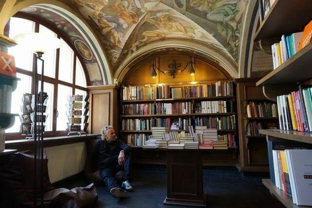 Librería de la Biblioteca de la Universidad de Vilna