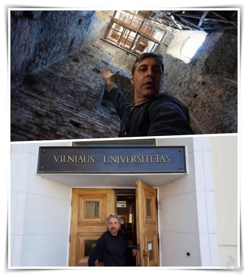Universidad - que ver en Vilna
