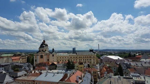 Subir a la Torre del Ayuntamiento de olomouc