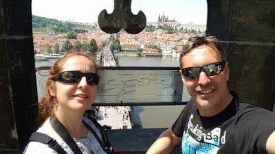 Torre de la Ciudad Vieja Praga
