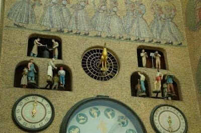 El reloj Astronómico de Olomouc