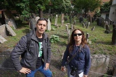 cementerio judio de praga - vale la pena la praga card