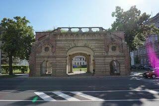 Puerta de Teresa de Olomouc