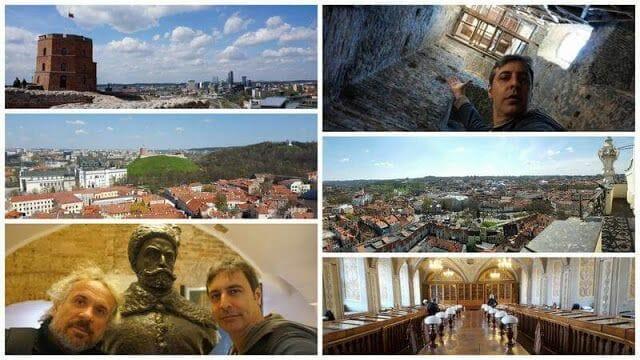 visitar Vilna en Lituania