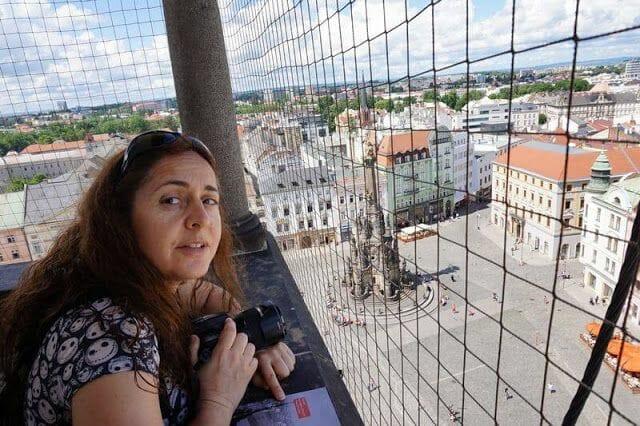 Subir a la Torre del Ayuntamiento