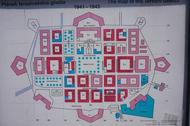 Fortaleza José II - Visitar el campo de concentración de Terezin