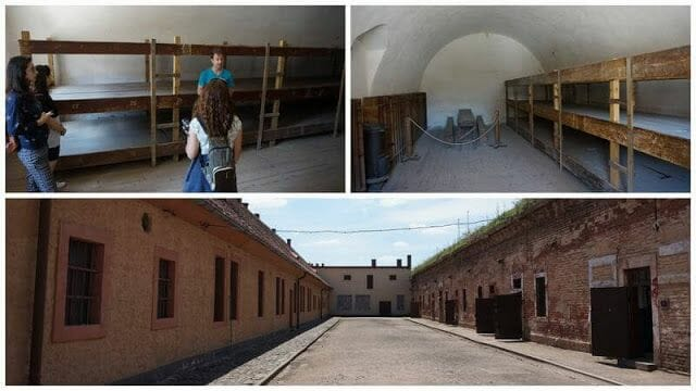 barracones terezin