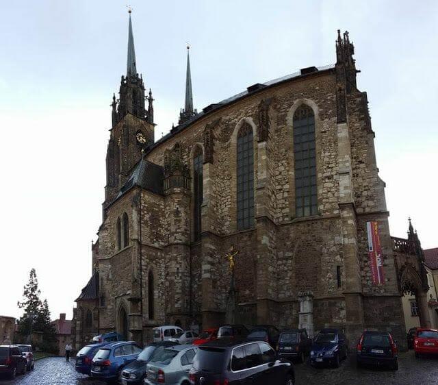 Catedral de San Pedro de brno
