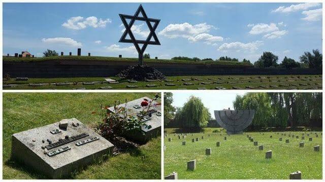 el cementerio judío de Terezin