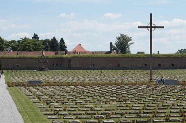 Cementerio cristiano de Terezin