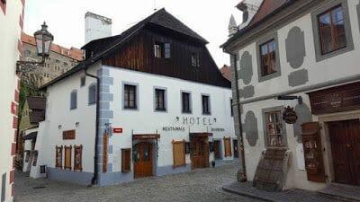 hotel Barbora.