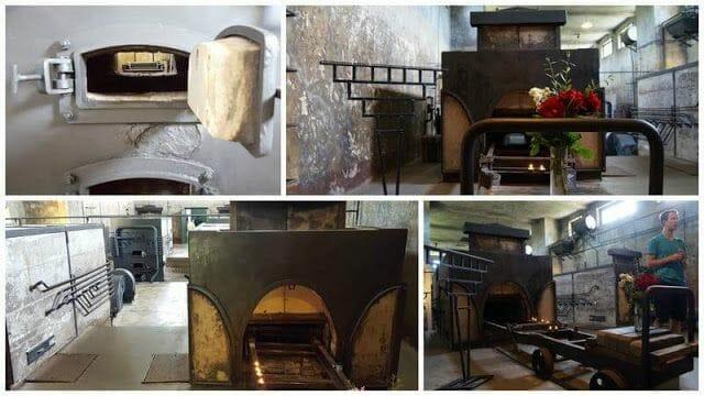 crematorio de Terezin