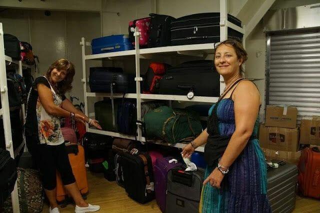 maletas ferry Grecia
