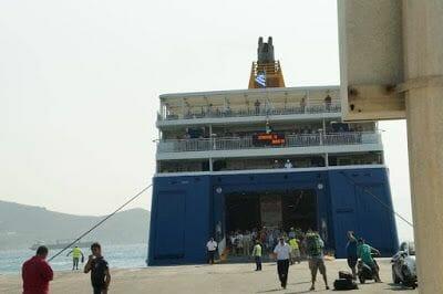 ferry a Koufonisi