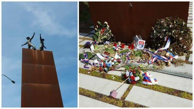 MONUMENTO MEMORIAL DEL ATENTADO A REINHARD HEYDRICH